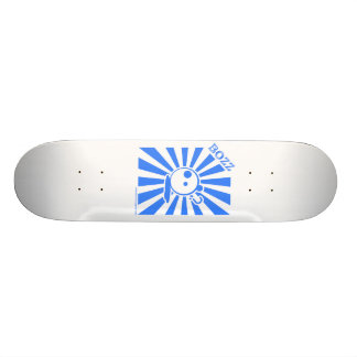 House of the Office of Skate BOZZ 18.1 Cm Old School Skateboard Deck