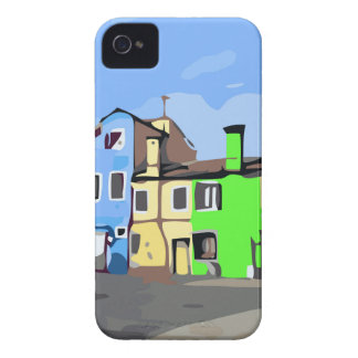 House of Venice iPhone 4 Cases