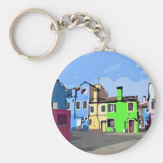 House of Venice Key Chain