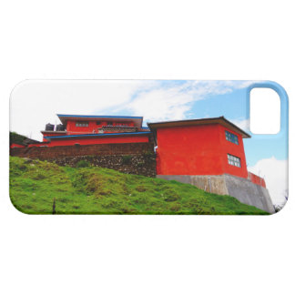 House on a Hill iPhone 5 Case