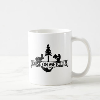 House on the Metolius Coffee Mug