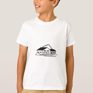 House Outline T-Shirt