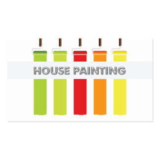 House Painting Business Cards