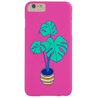 House Plant 01 Barely There iPhone 6 Plus Case