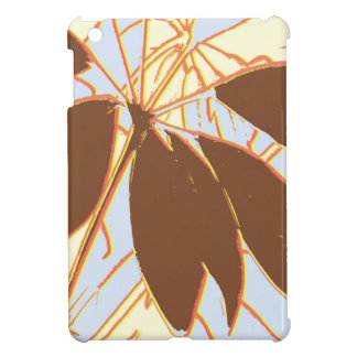 House Plant Blue Red Yellow Case For The iPad Mini
