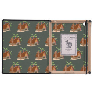 house plant brown green cases for iPad