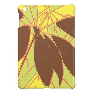 House Plant Yellow Green Red iPad Mini Case