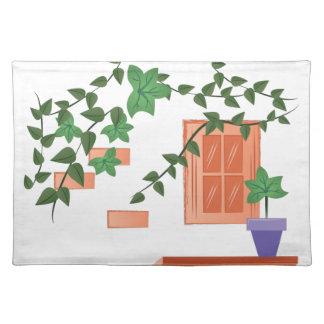 House Plants Place Mats