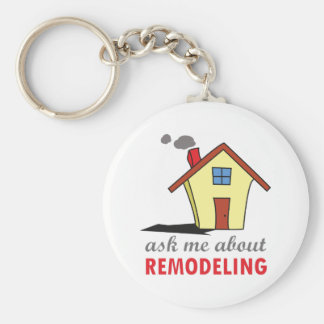 HOUSE REMODELING KEYCHAINS