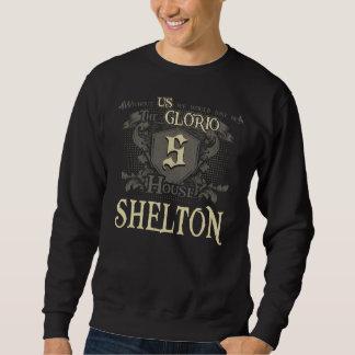 House SHELTON. Gift Shirt For Birthday