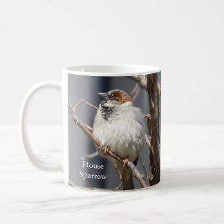 House Sparrow Coffee Mug