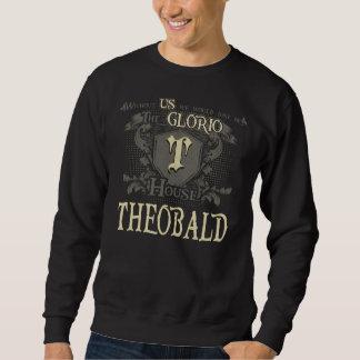 House THEOBALD. Gift Shirt For Birthday