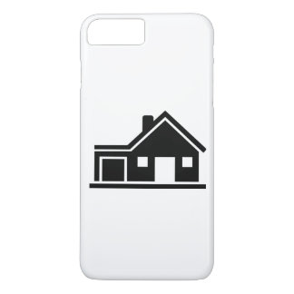 House villa garage iPhone 8 plus/7 plus case