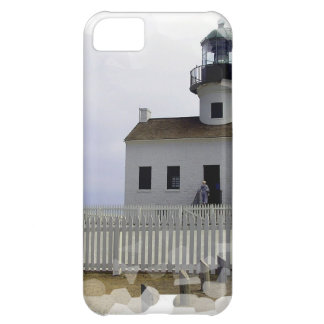 House with Light iPhone 5C Case