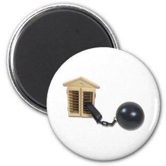 HouseBallChain082510 Magnet