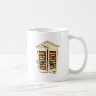 HouseFunds Basic White Mug