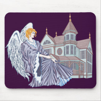 Household Angel Mouse Pad