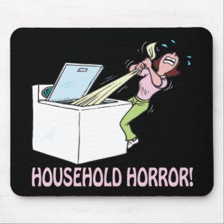 Household Horror Mousepads