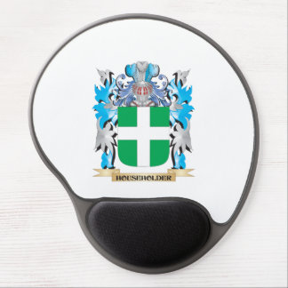 Householder Coat of Arms - Family Crest Gel Mousepads