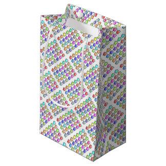 Houses Home Rows Small Gift Bag