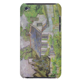 Houses in Auvers - Van Gogh 1890 iPod Touch Case