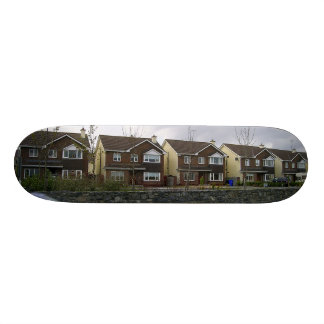 Houses in Ireland 19.7 Cm Skateboard Deck