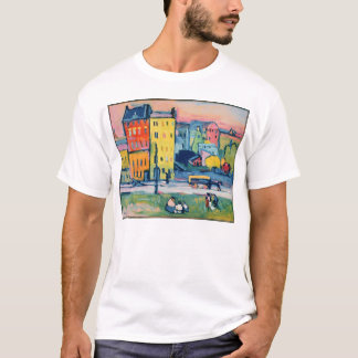 Houses in Munich, 1908 T-Shirt