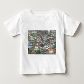 Houses in Peru Baby T-Shirt