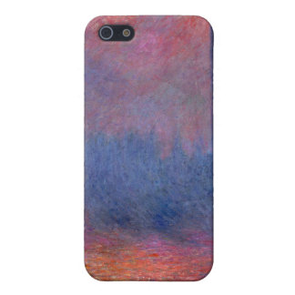 Houses of Parliament - Claude Monet Case For iPhone 5/5S