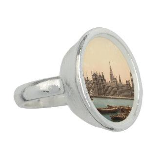 Houses of Parliament, London, England Ring