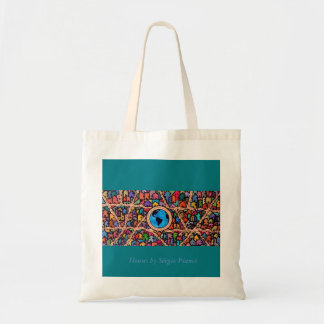 Houses of the World Tote Bag