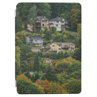 Houses on the hill iPad air cover