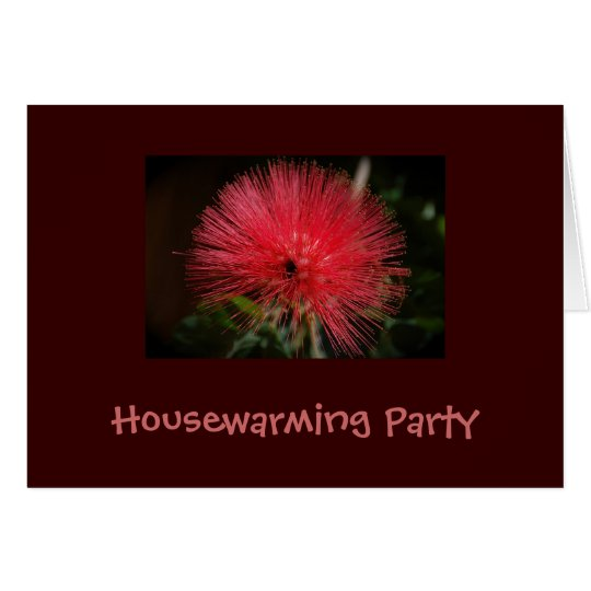 Housewarming Party Invitation Card