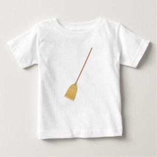 housewife broom Funny Halloween costume couples Baby T-Shirt