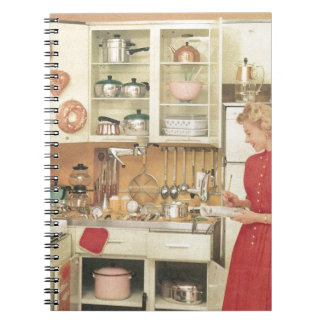 Housewife Notebooks