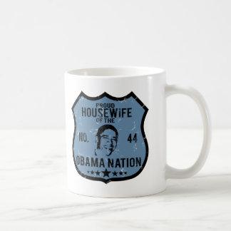 Housewife Obama Nation Coffee Mug