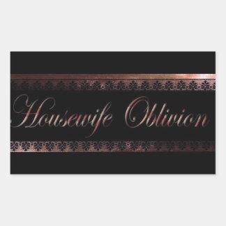 Housewife Oblivion Sticker