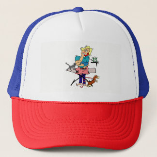 Housewife Trucker Hat