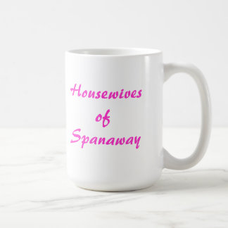 Housewives of Spanaway Basic White Mug