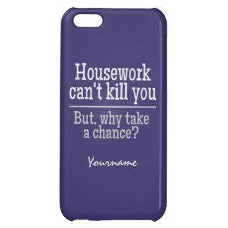 HOUSEWORK custom cases iPhone 5C Cases