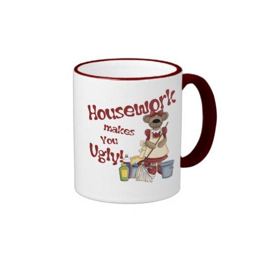 Housework Coffee Mug