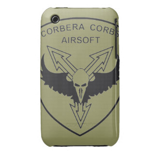Housing 3G Corbs iPhone 3 Case-Mate Cases