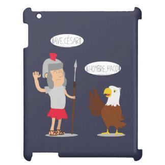 Housing iPad original design and funny Bird Caesar iPad Cases