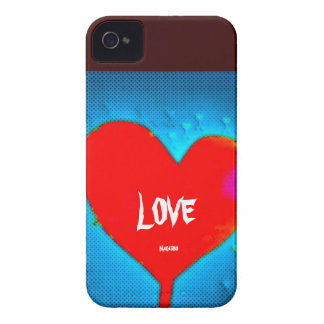 Housing LOVE iPhone 4 Case-Mate Cases