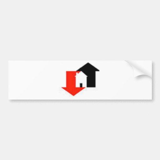 Housing Market Bumper Stickers
