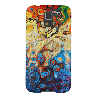 Housing samsung galaxy s5 crazy colours cases for galaxy s5