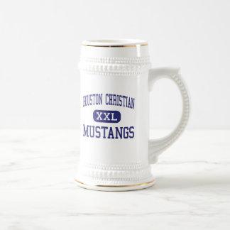 Houston Christian - Mustangs - High - Houston Mugs