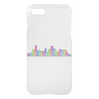 Houston city skyline iPhone 7 case