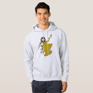 Houston Clan Badge Adult Hoodie