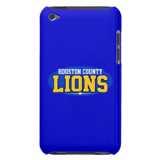 Houston County High School; Lions iPod Case-Mate Cases